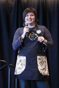Upcycle Parts Shop – Executive Director Nicole McGee