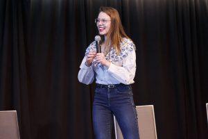 thinkBIG! Summit – Panelist Claire Coder