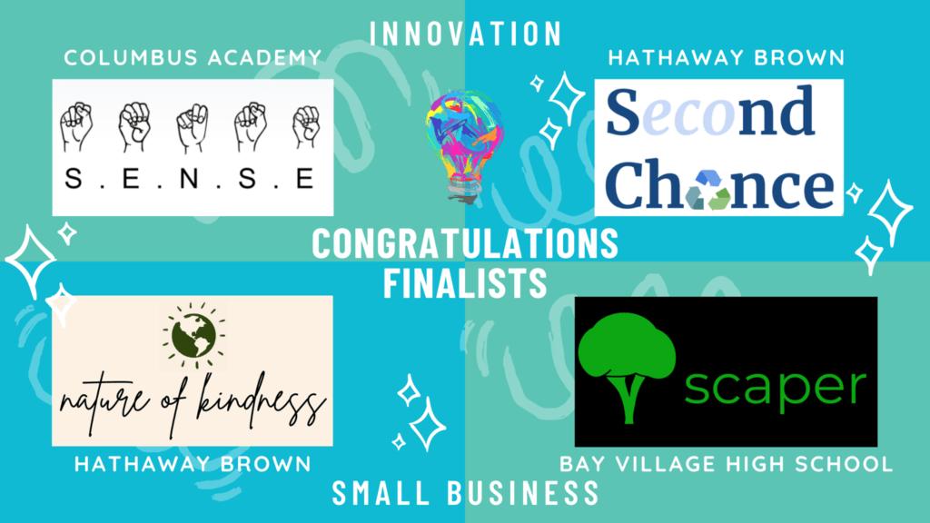 finalist logos