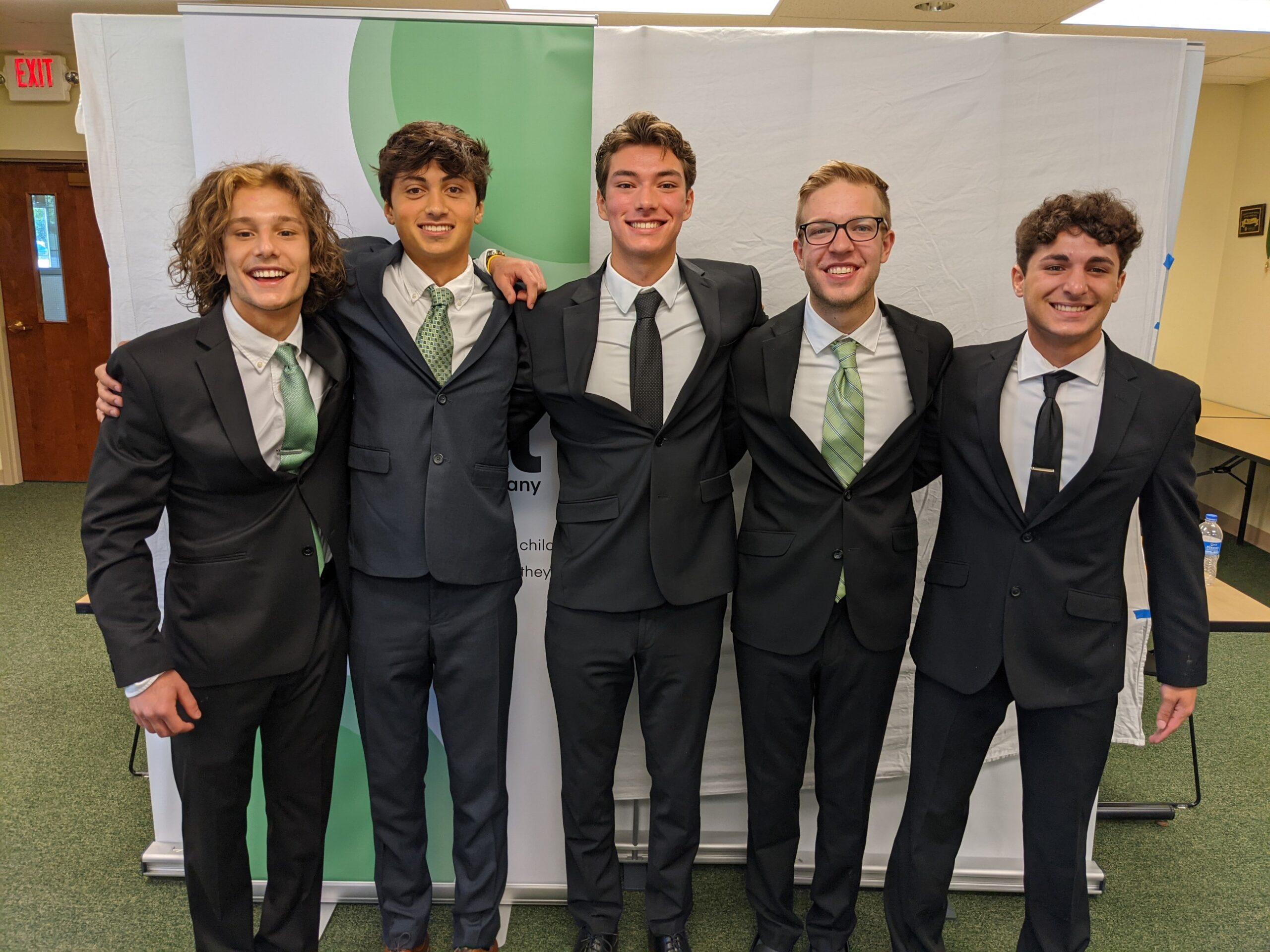 Finlit student team